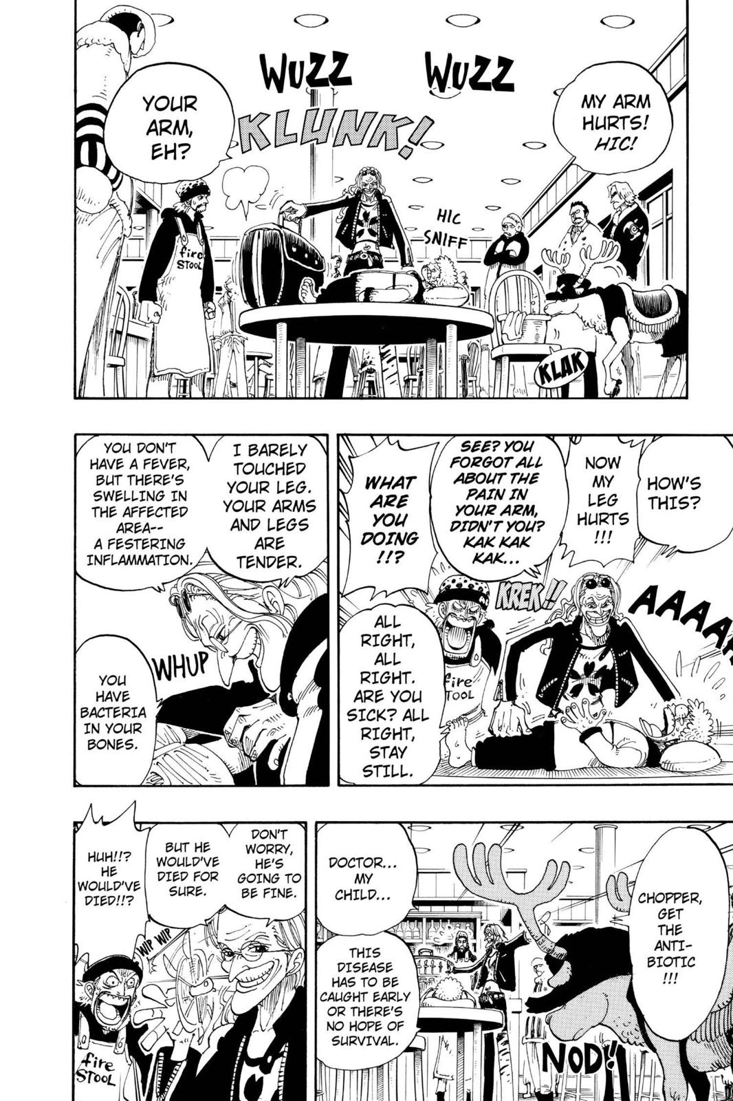 One Piece, Chapter 134 image 016
