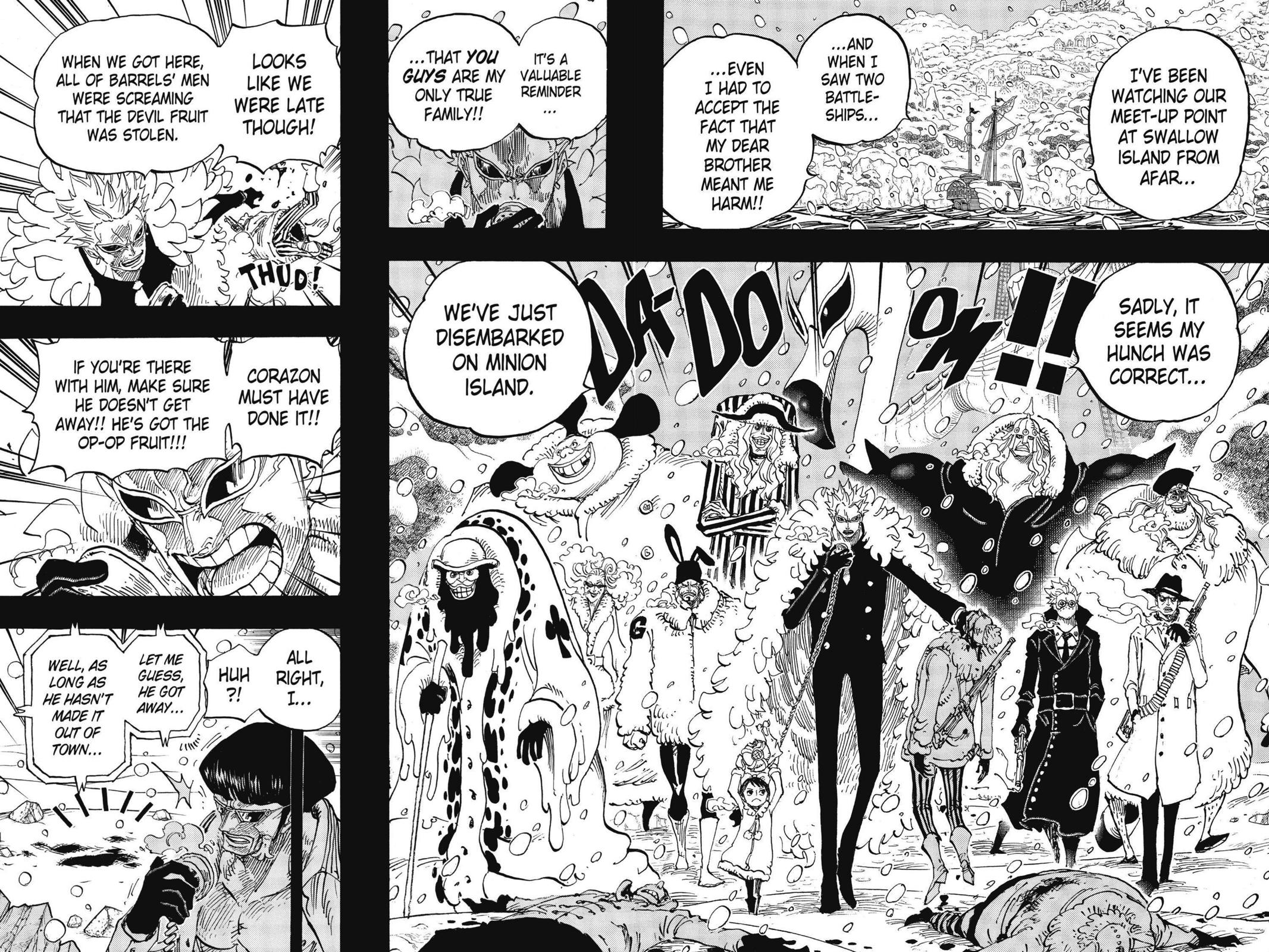 One Piece, Chapter 766 image 014