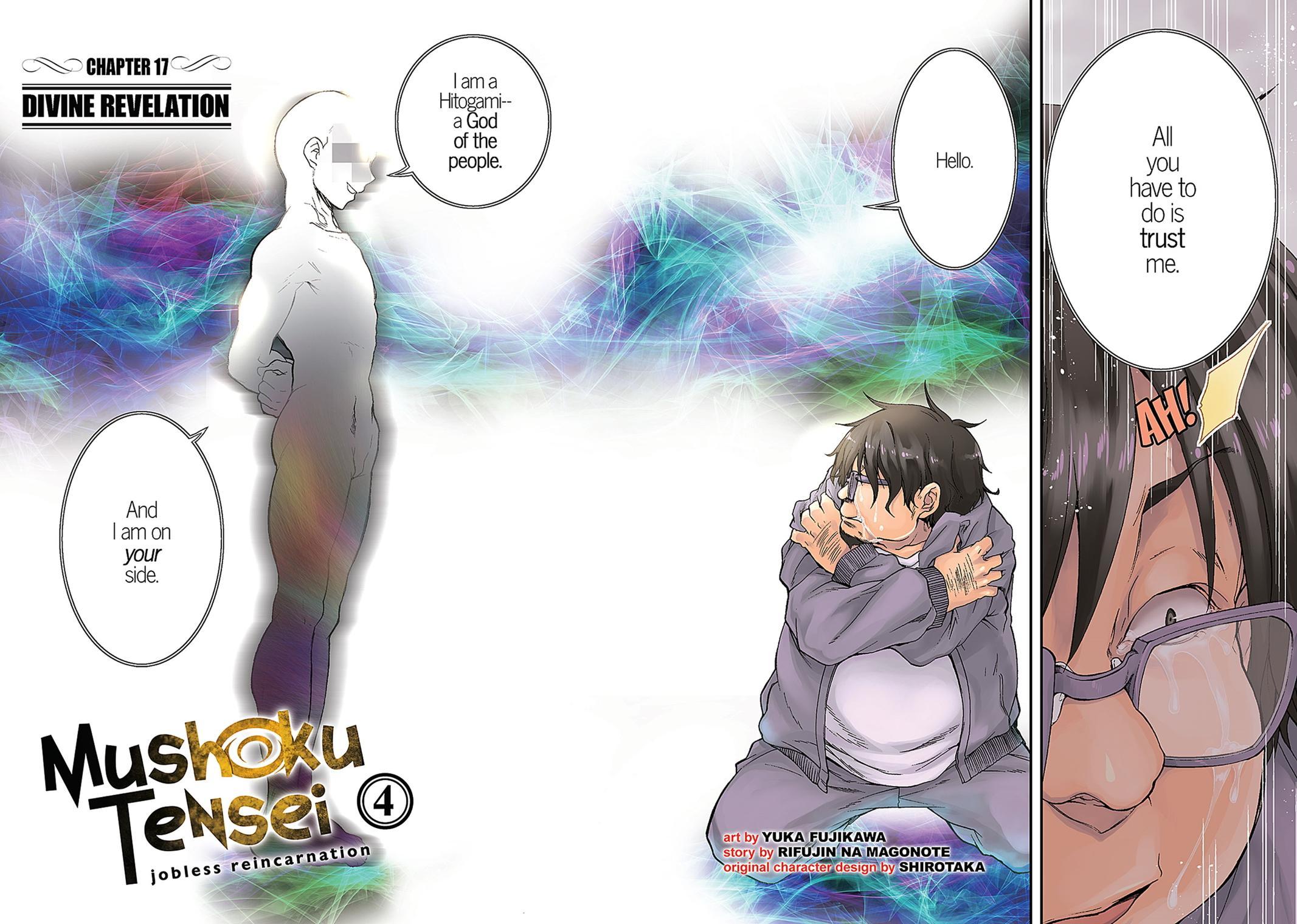 Mushoku Tensei, Chapter 17 image 004