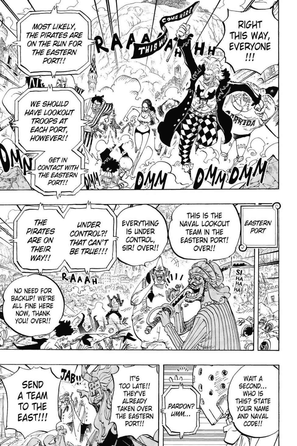 One Piece, Chapter 797 image 003