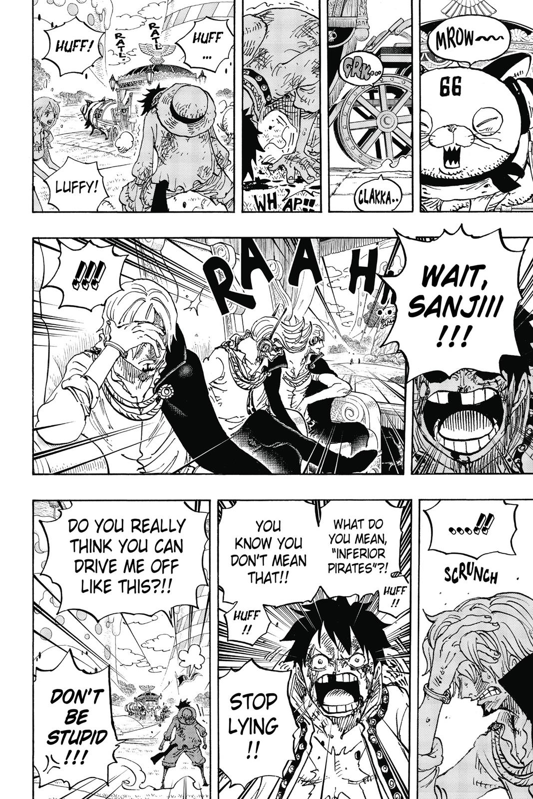 One Piece, Chapter 844 image 013