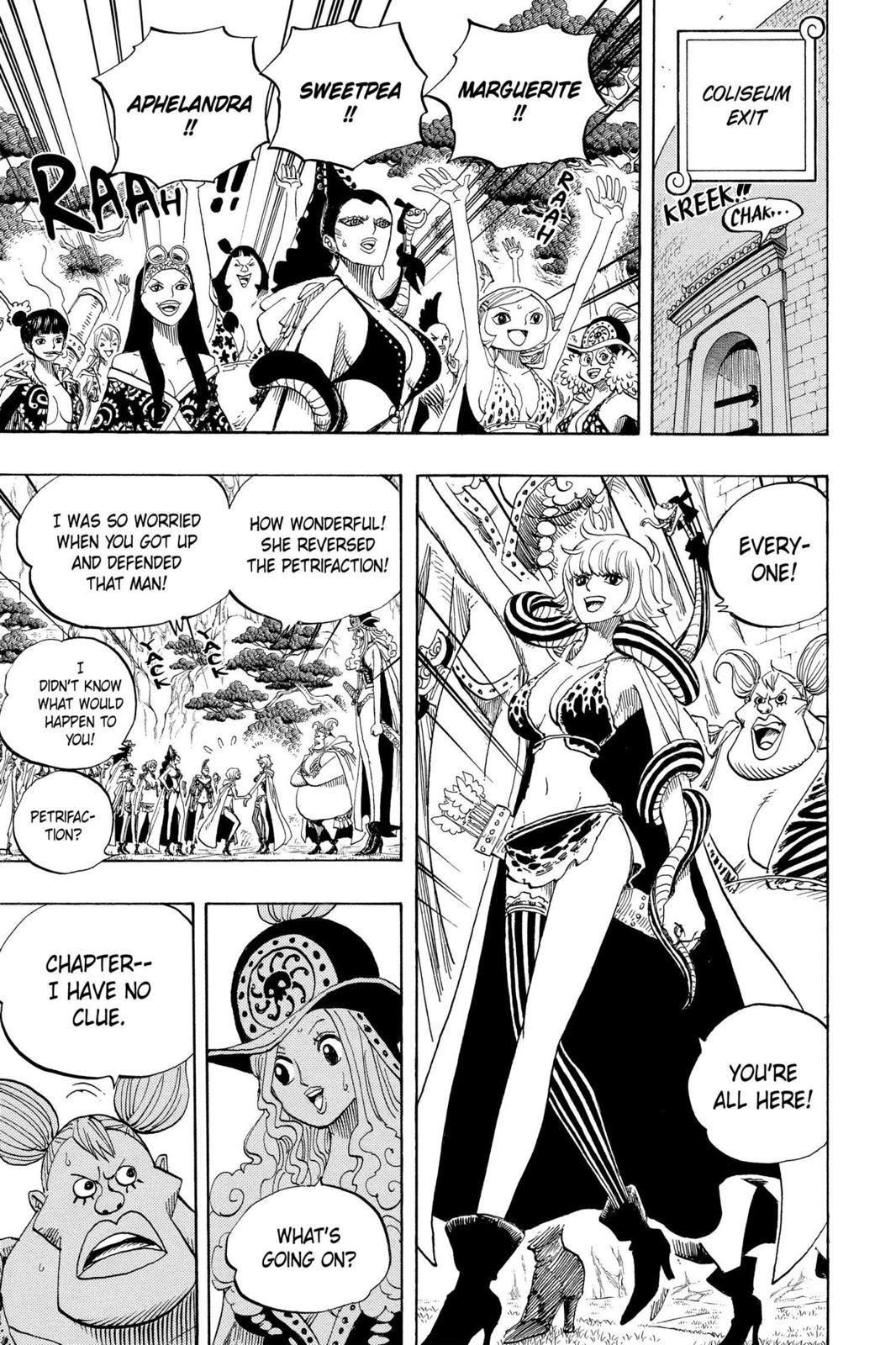 One Piece, Chapter 521 image 005