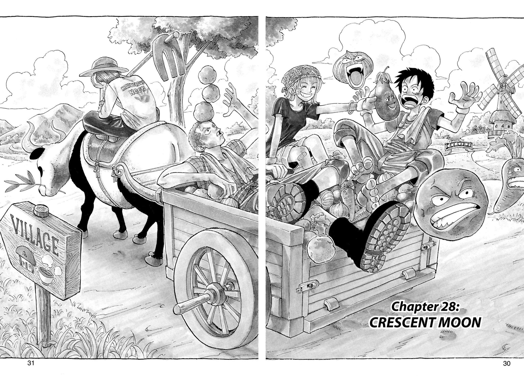 One Piece, Chapter 28 image 002