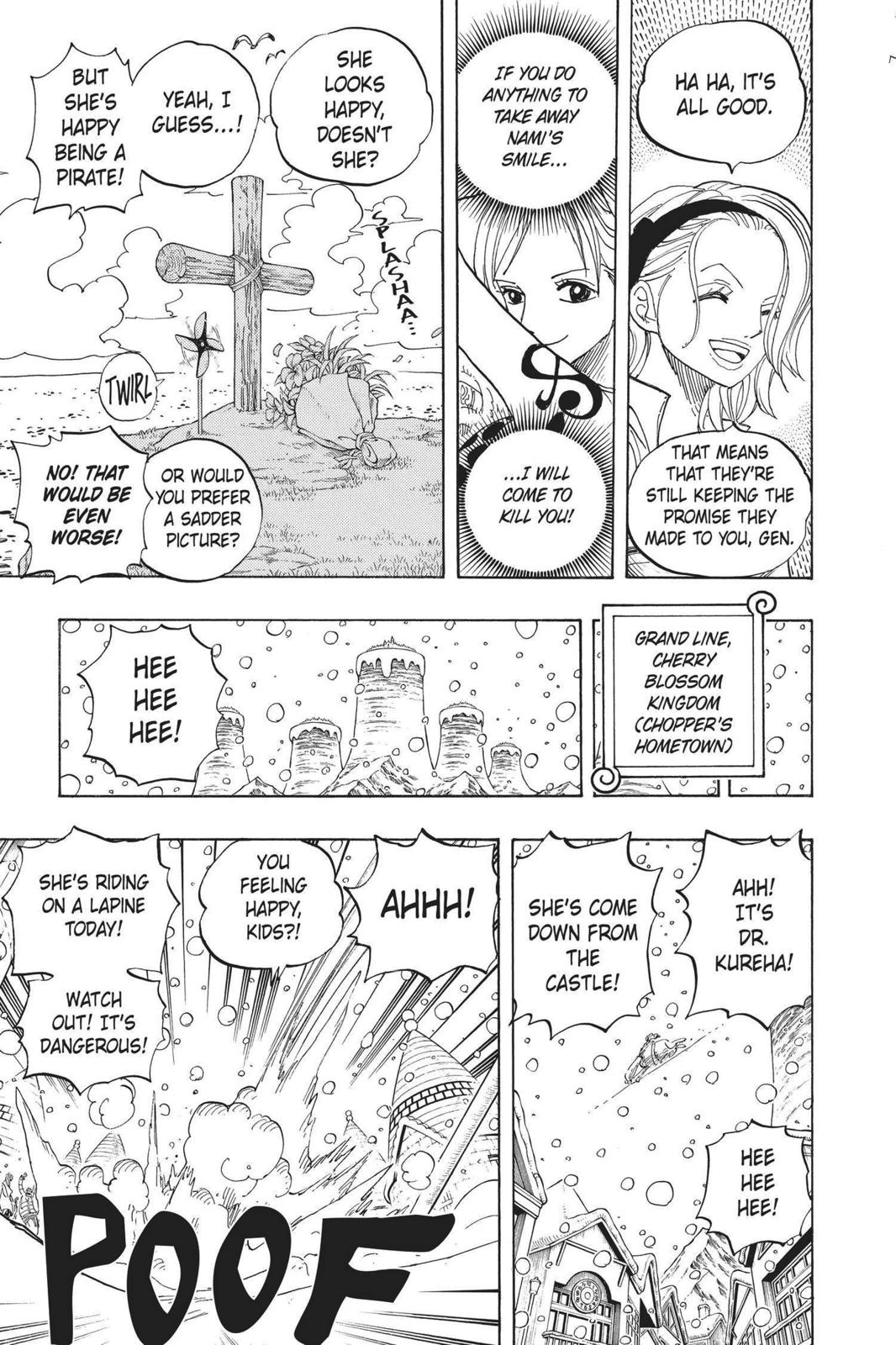 One Piece, Chapter 440 image 007