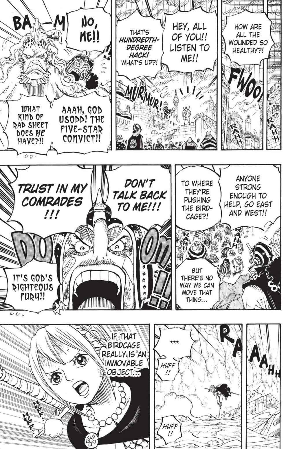 One Piece, Chapter 788 image 009