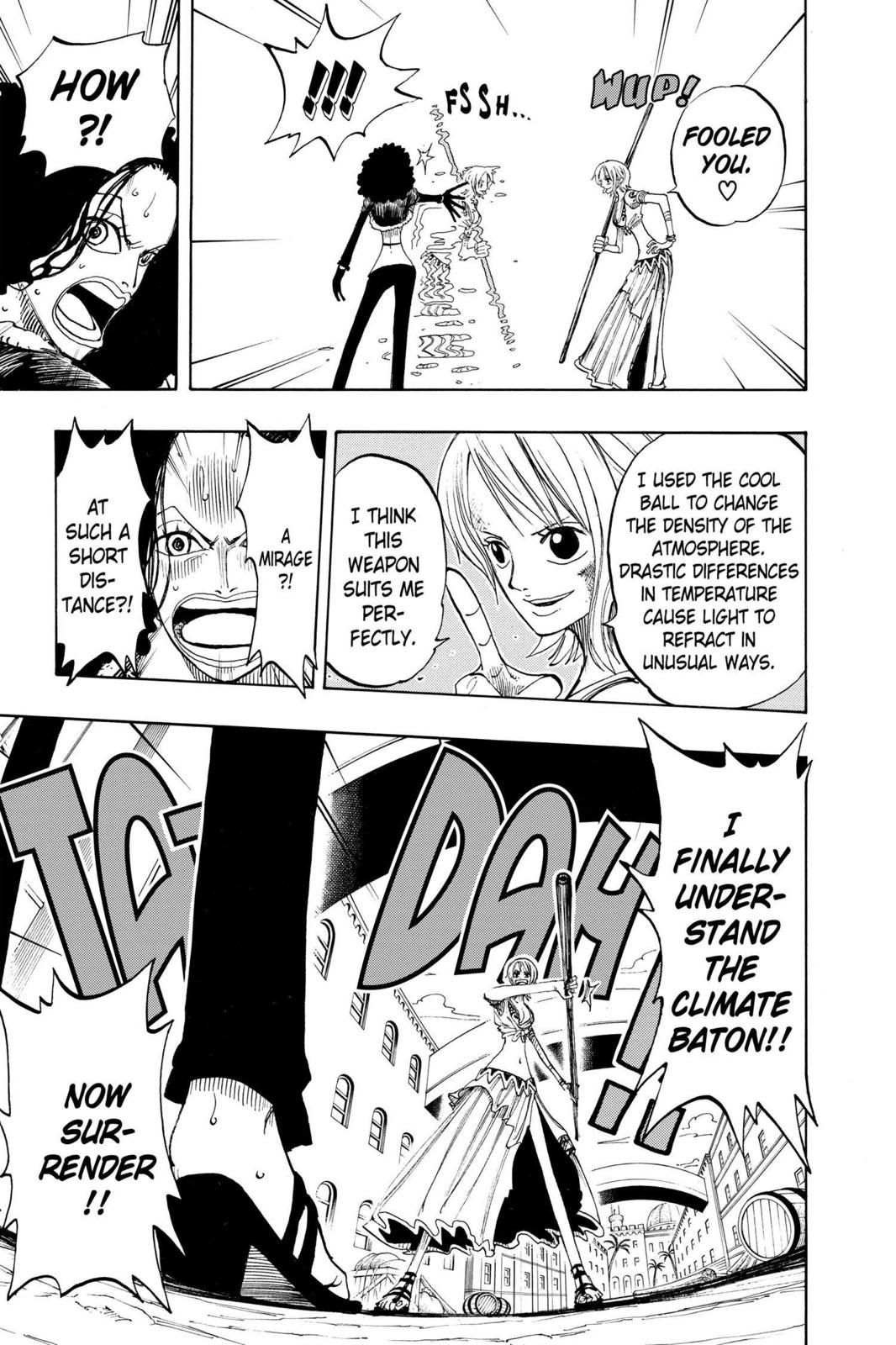One Piece, Chapter 191 image 019