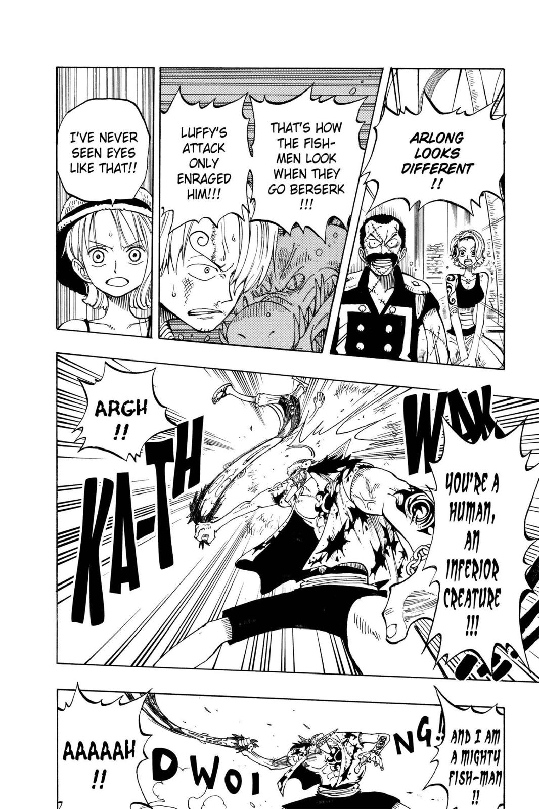 One Piece, Chapter 92 image 010