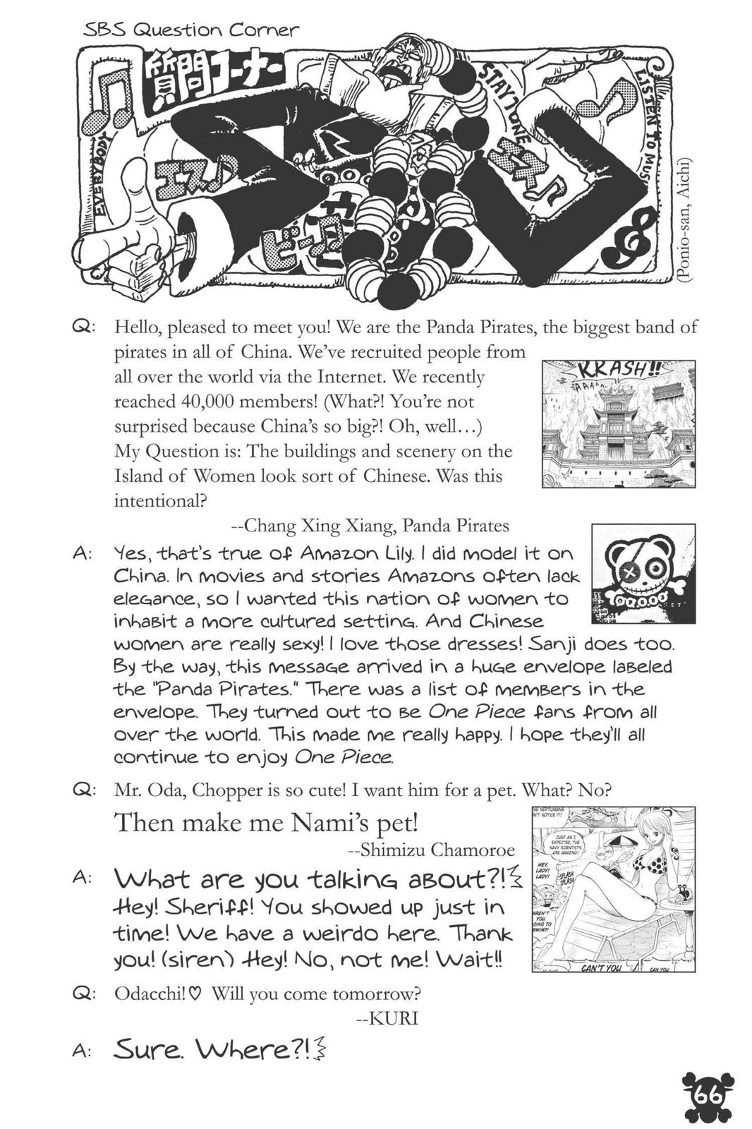 One Piece, Chapter 535 image 020