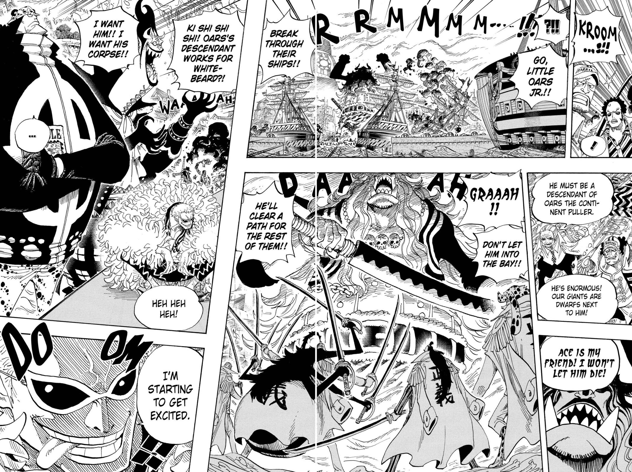 One Piece, Chapter 554 image 008
