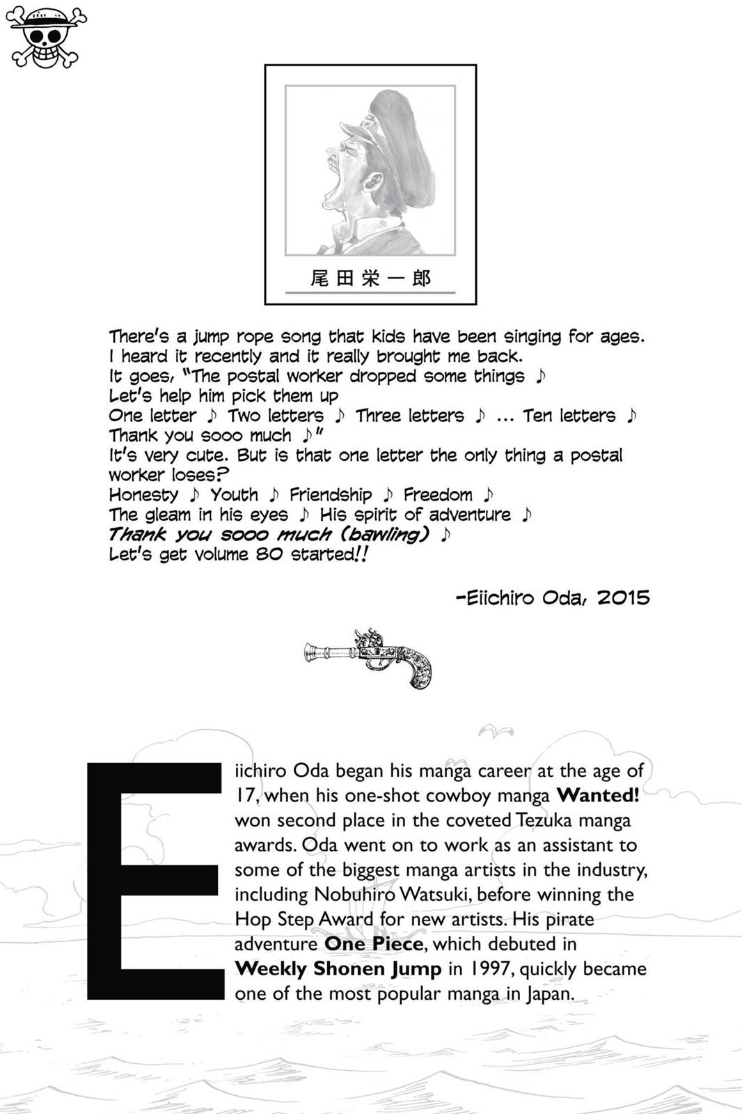 One Piece, Chapter 796 image 002