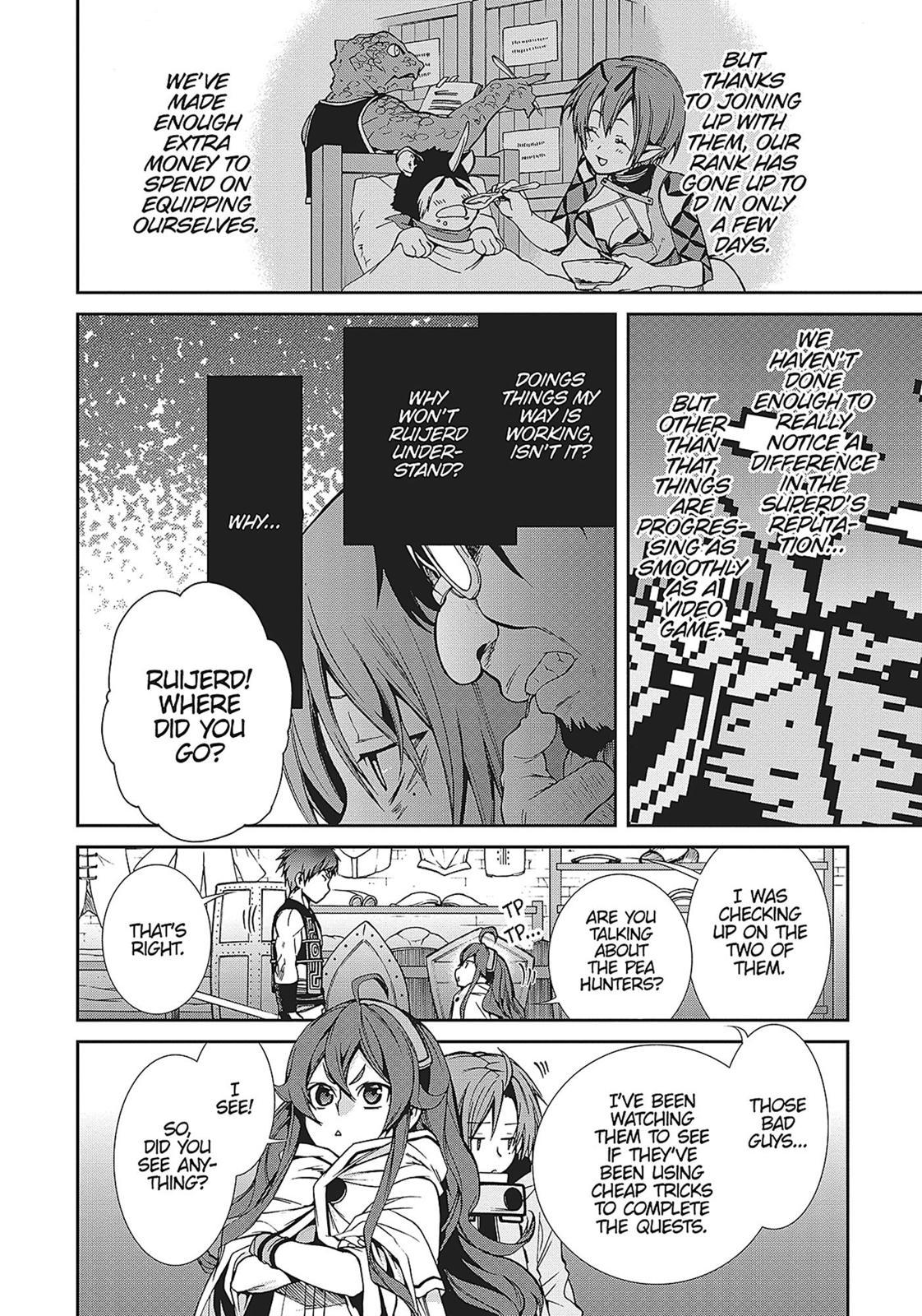 Mushoku Tensei, Chapter 25 image 011