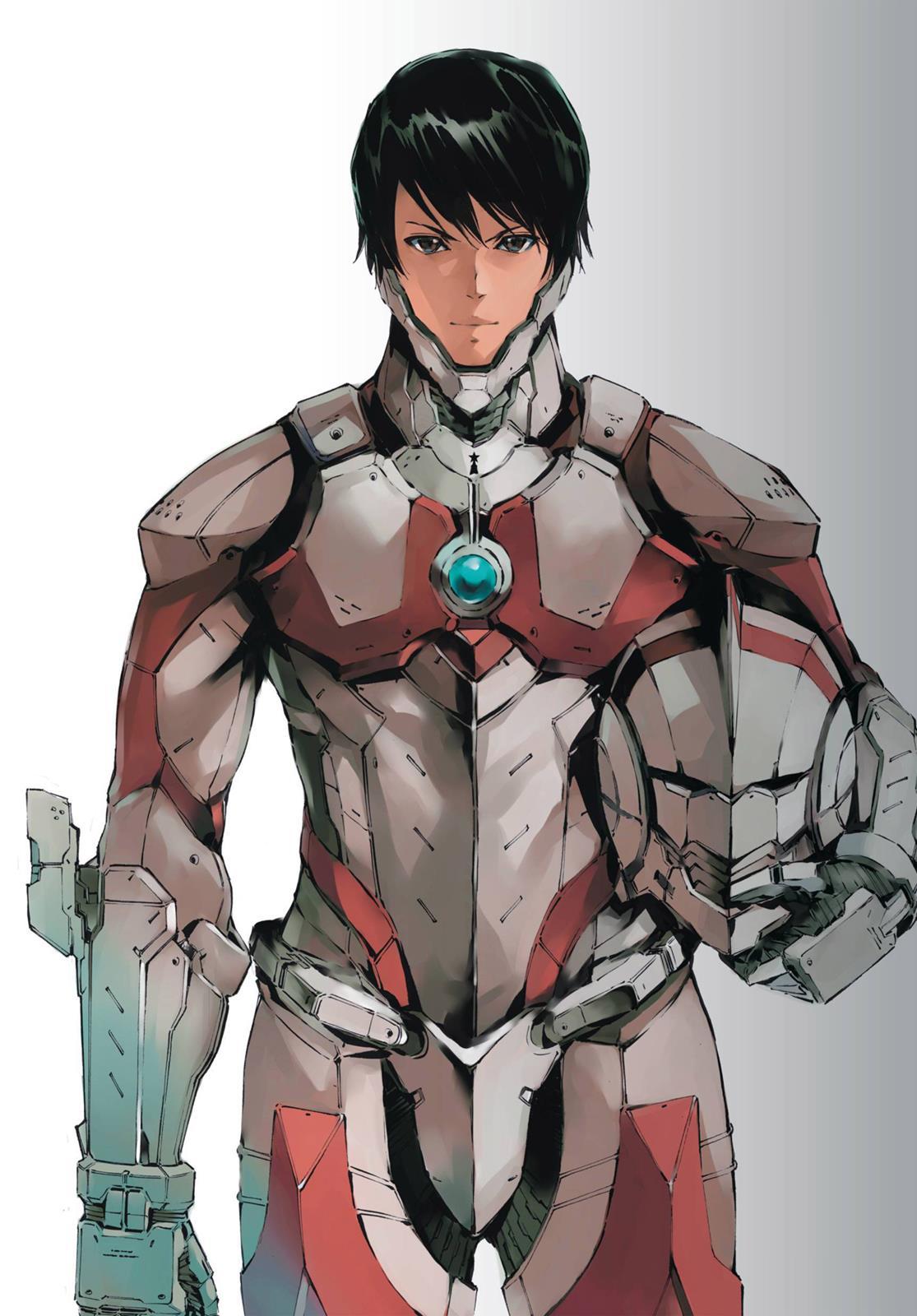 Ultraman, Chapter 1 image 007