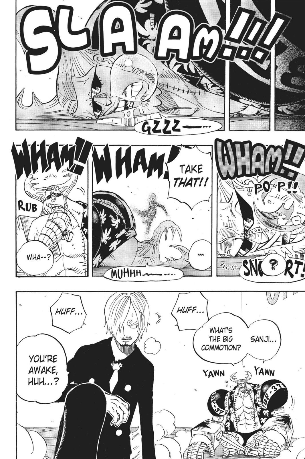 One Piece, Chapter 657 image 012