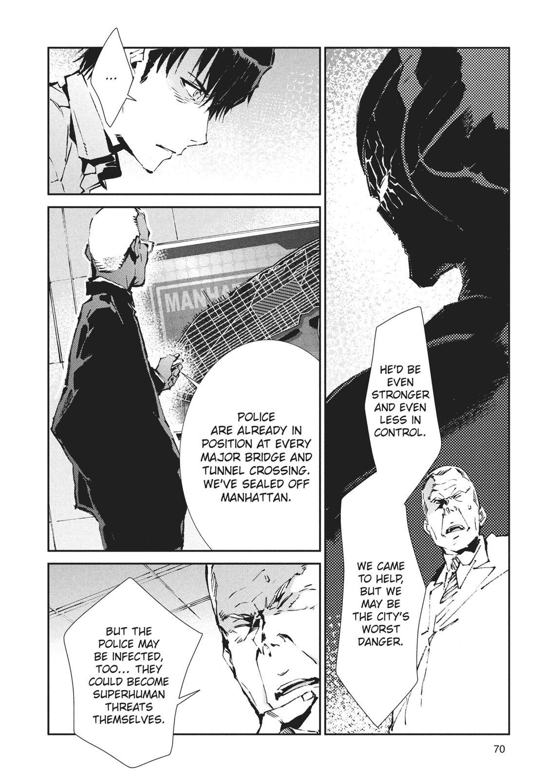 Ultraman, Chapter 62 image 016