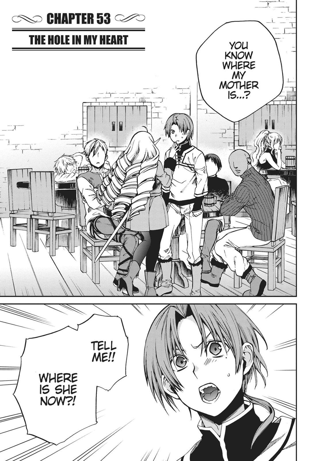 Mushoku Tensei, Chapter 53 image 001