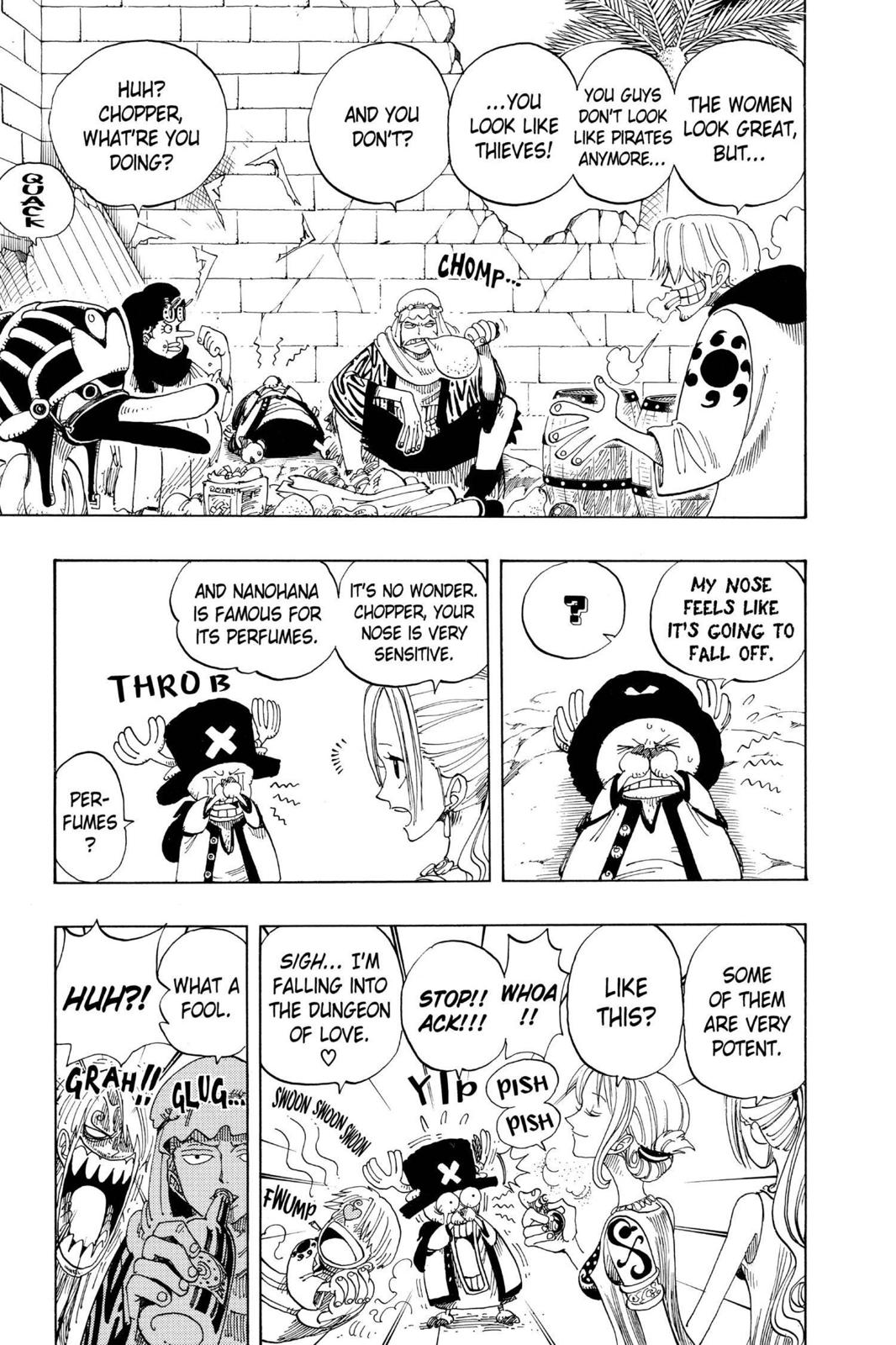 One Piece, Chapter 158 image 015