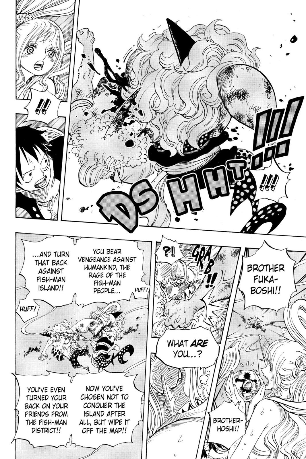 One Piece, Chapter 641 image 012