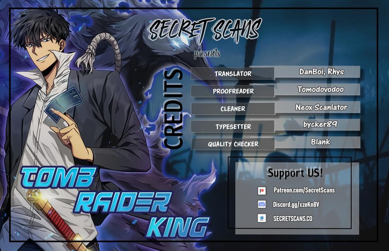 Tomb Raider King , Chapter 174 image 001
