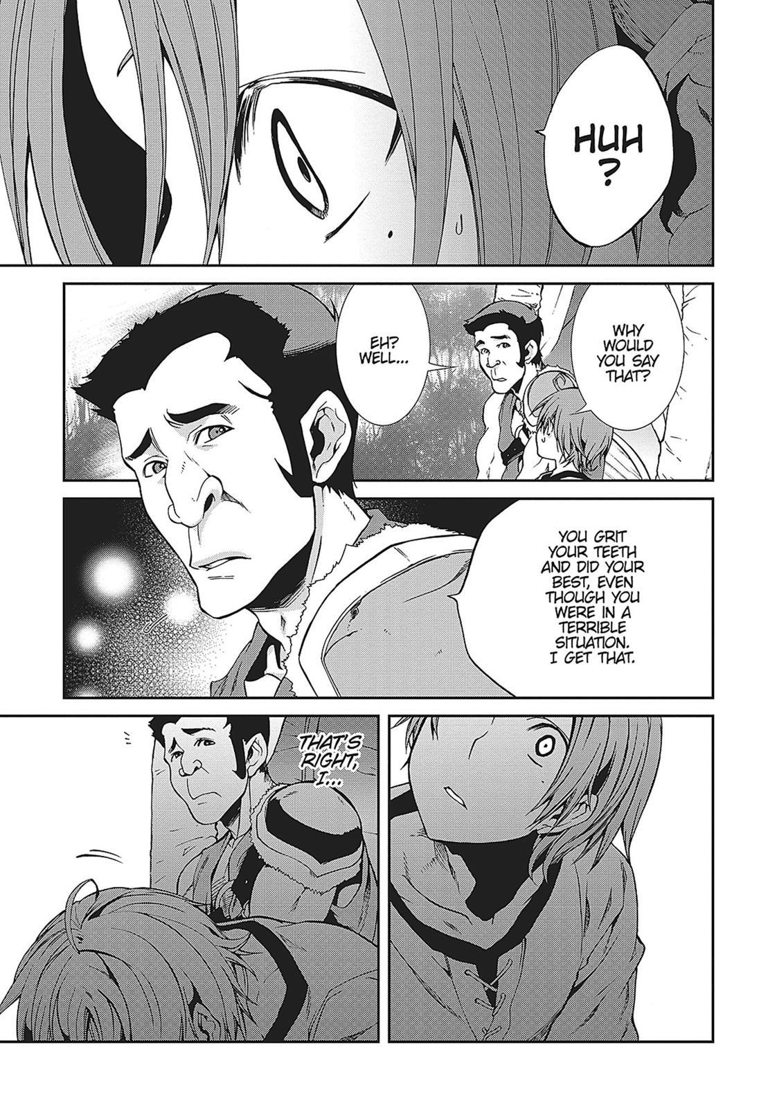 Mushoku Tensei, Chapter 33 image 016