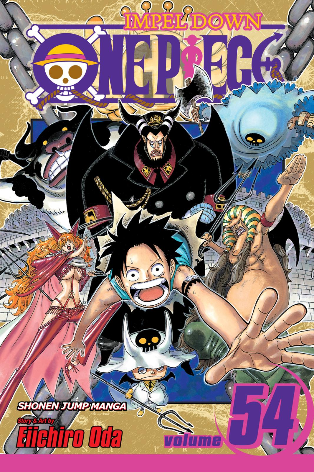 One Piece, Chapter 523 image 001