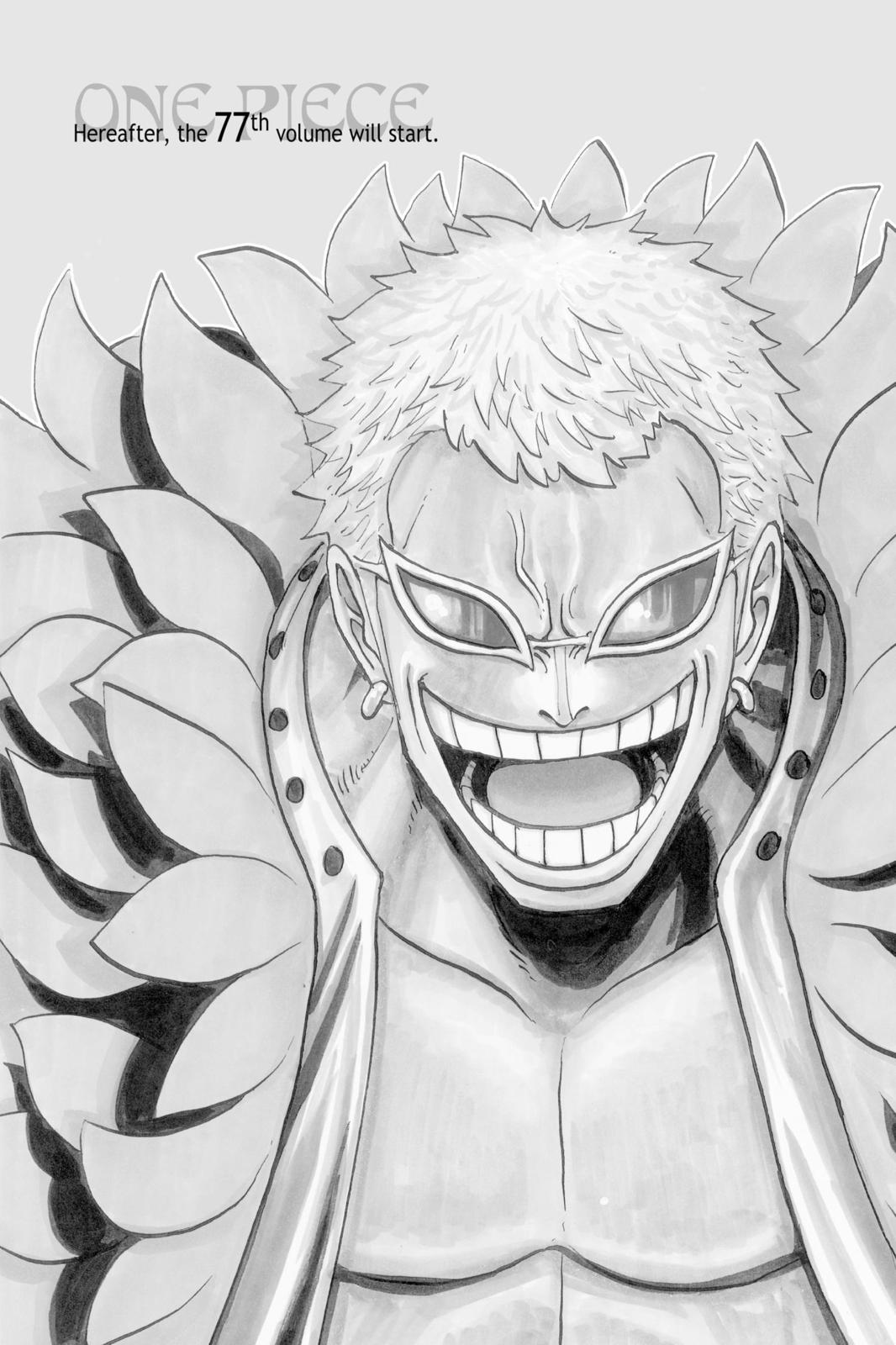 One Piece, Chapter 764 image 007