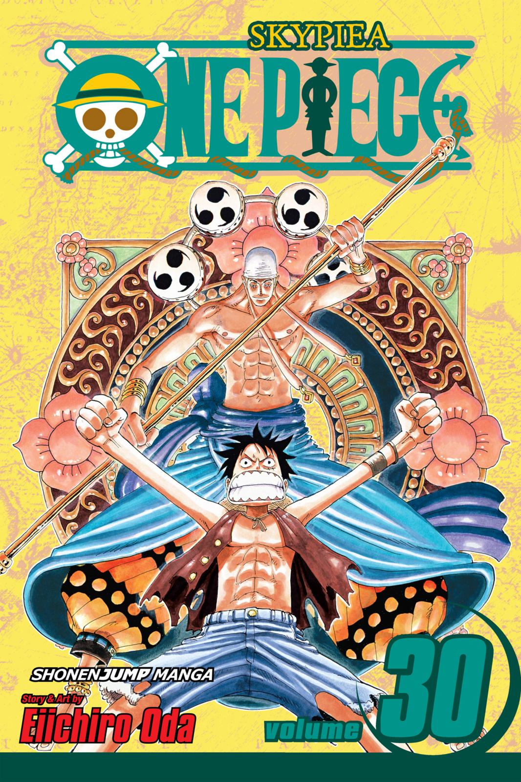 One Piece, Chapter 276 image 001