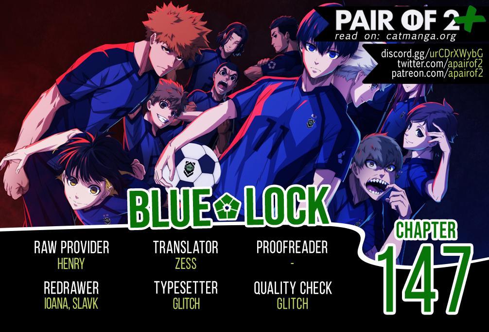 Blue Lock, Chapter 147 image 01