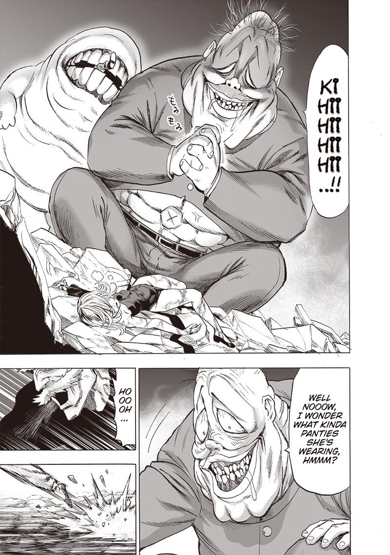 One-Punch Man, Chapter 143.2 image 008
