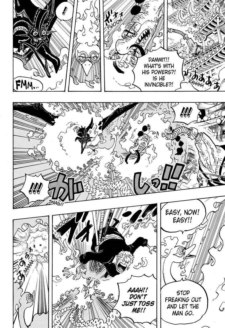 One Piece, Chapter 1000 image 004