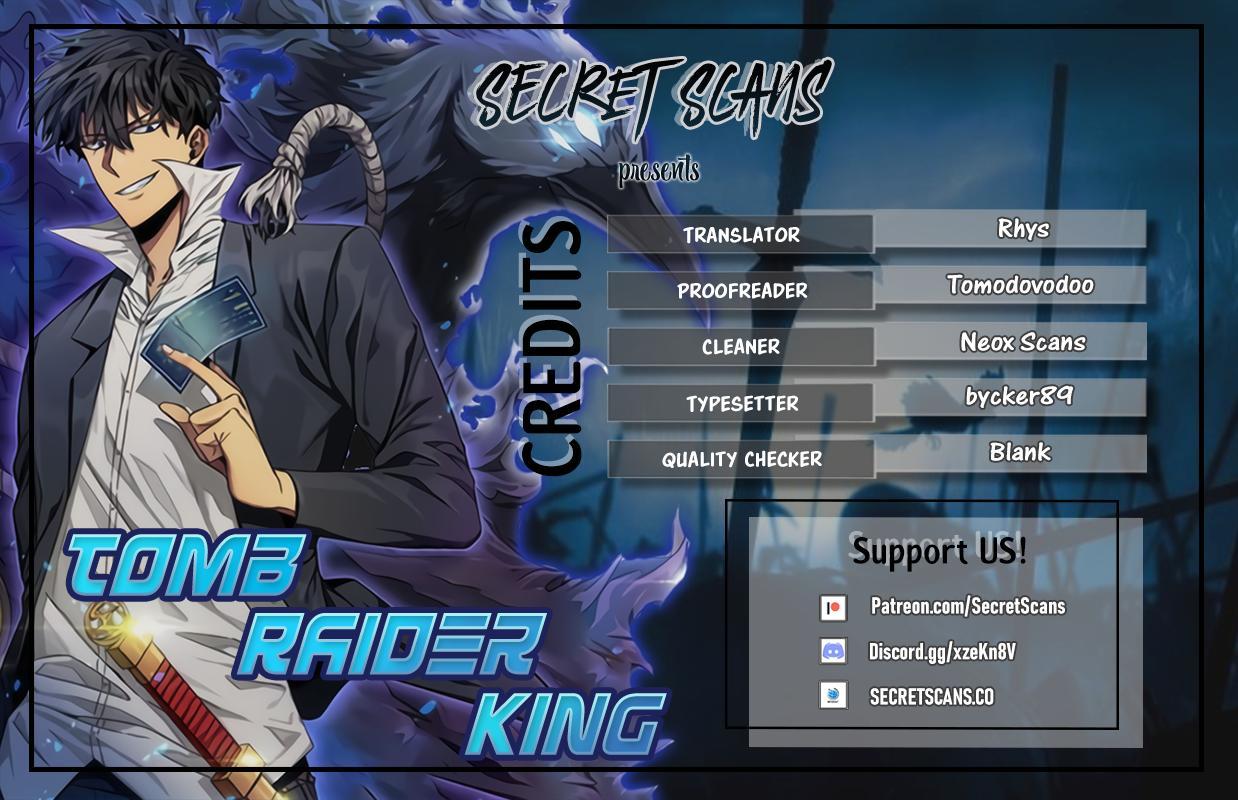 Tomb Raider King , Chapter 178 image 001
