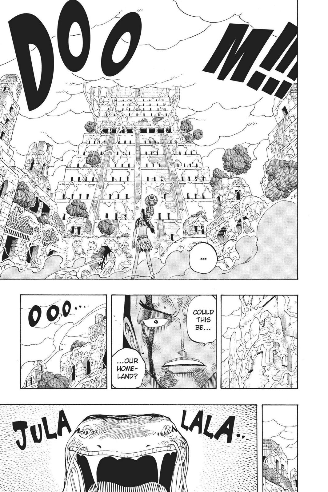 One Piece, Chapter 273 image 009