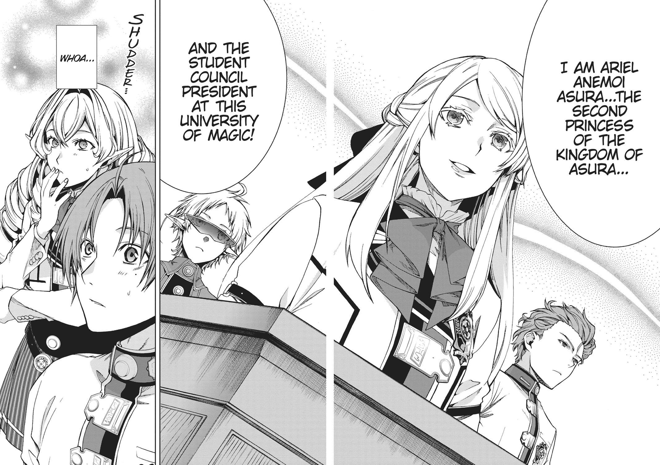 Mushoku Tensei, Chapter 54 image 030