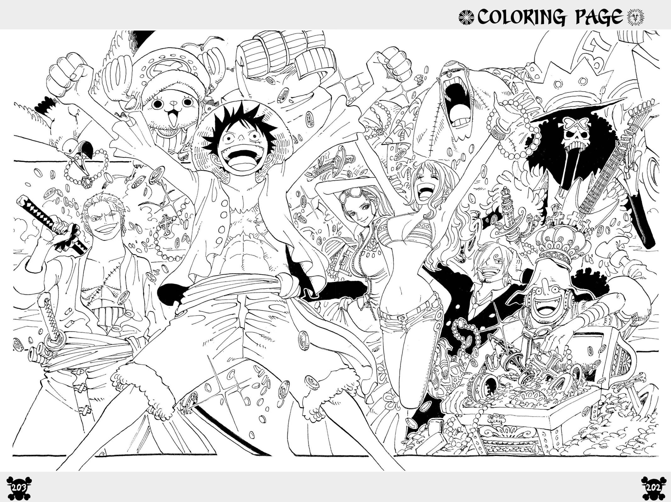 One Piece, Chapter 603 image 019