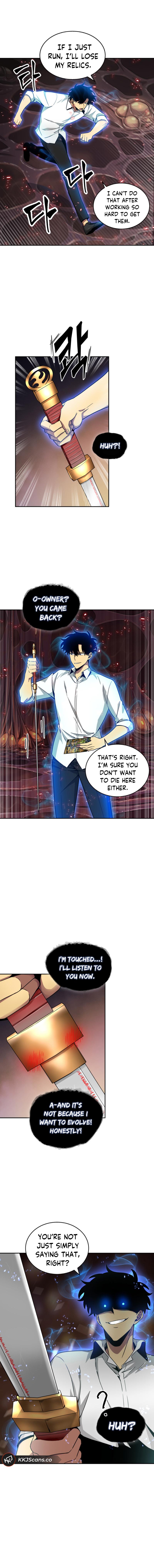 Tomb Raider King , Chapter 113 image 009