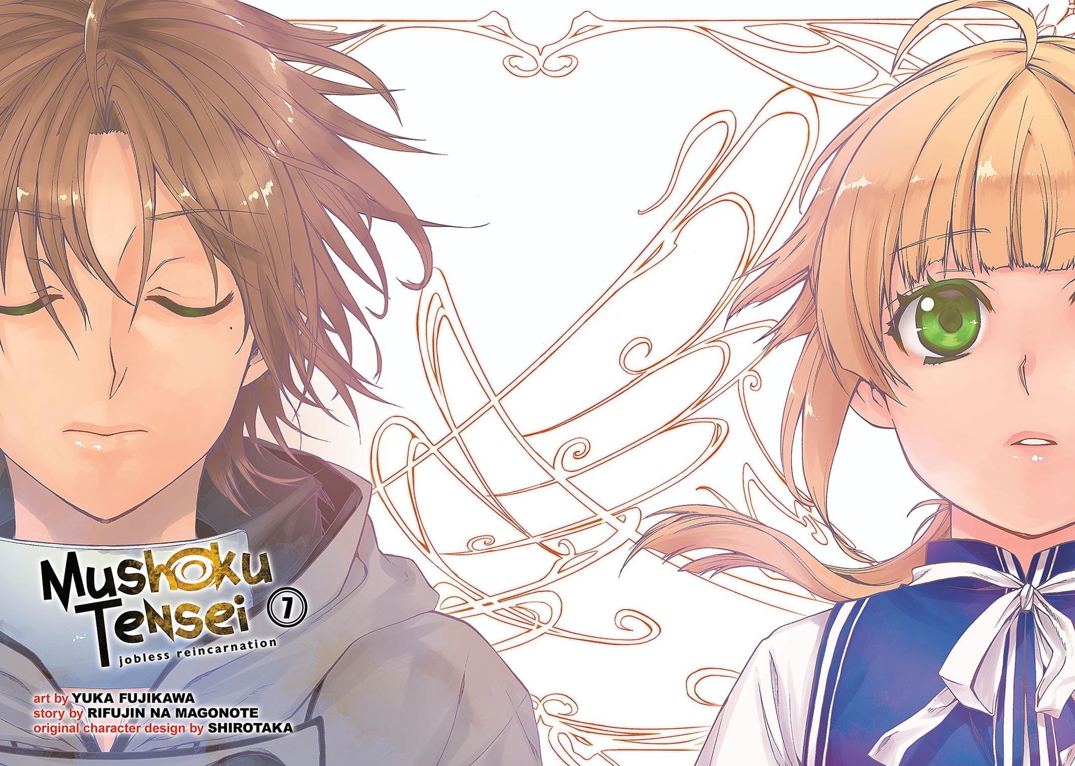Mushoku Tensei, Chapter 33 image 004
