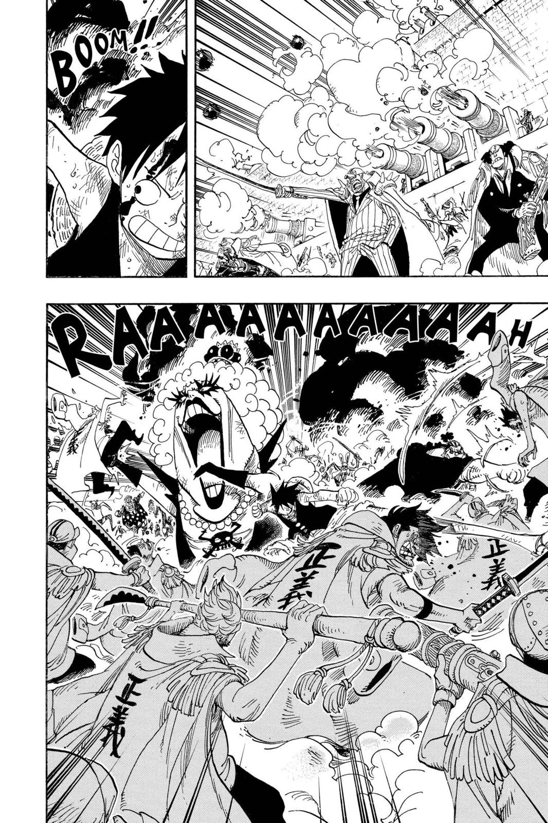 One Piece, Chapter 559 image 003