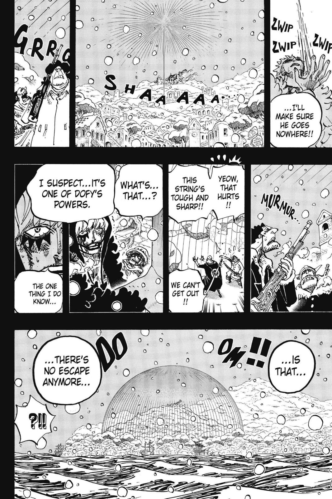 One Piece, Chapter 766 image 015