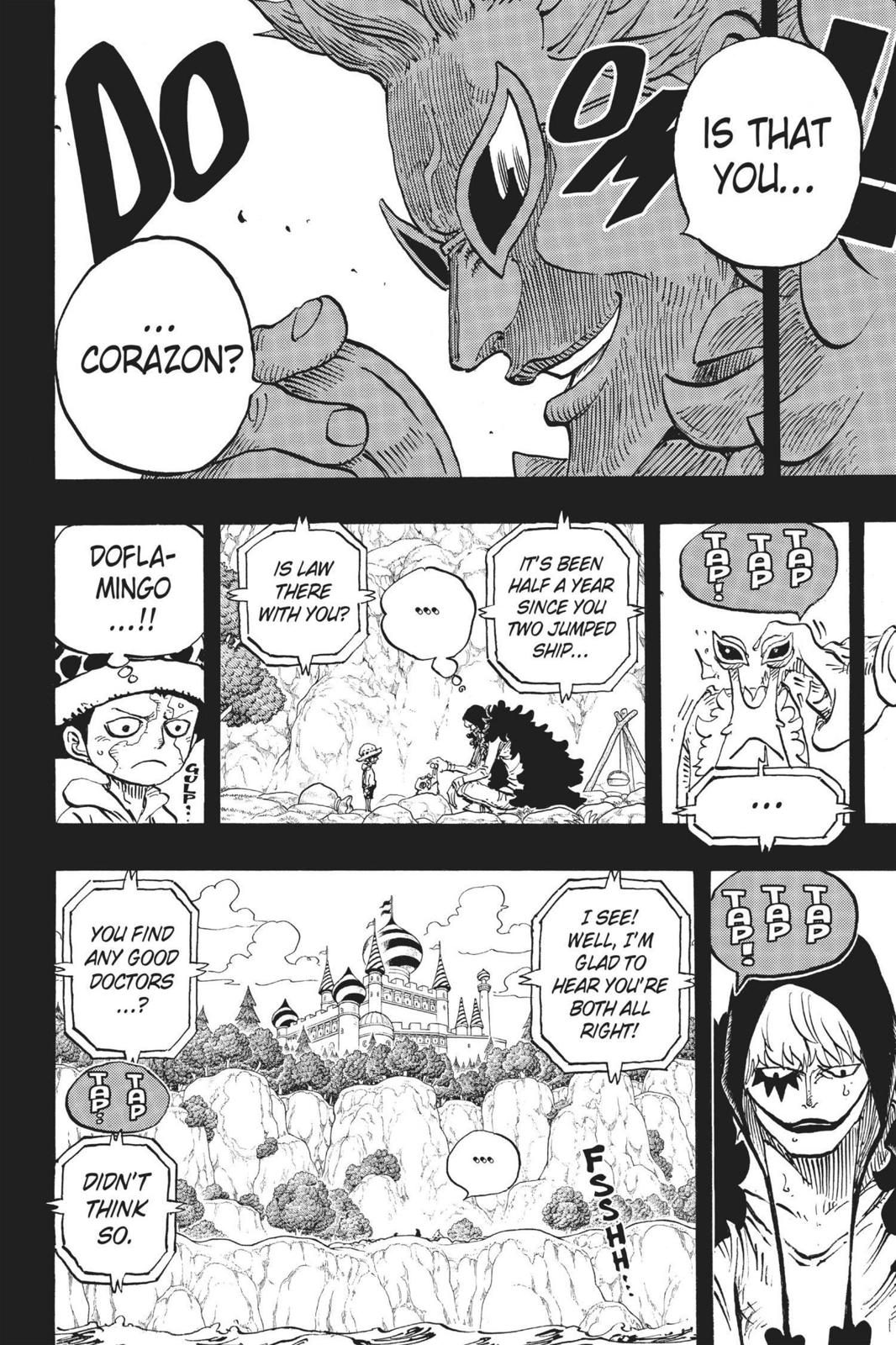 One Piece, Chapter 765 image 002