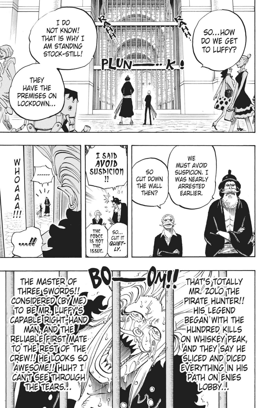 One Piece, Chapter 723 image 003