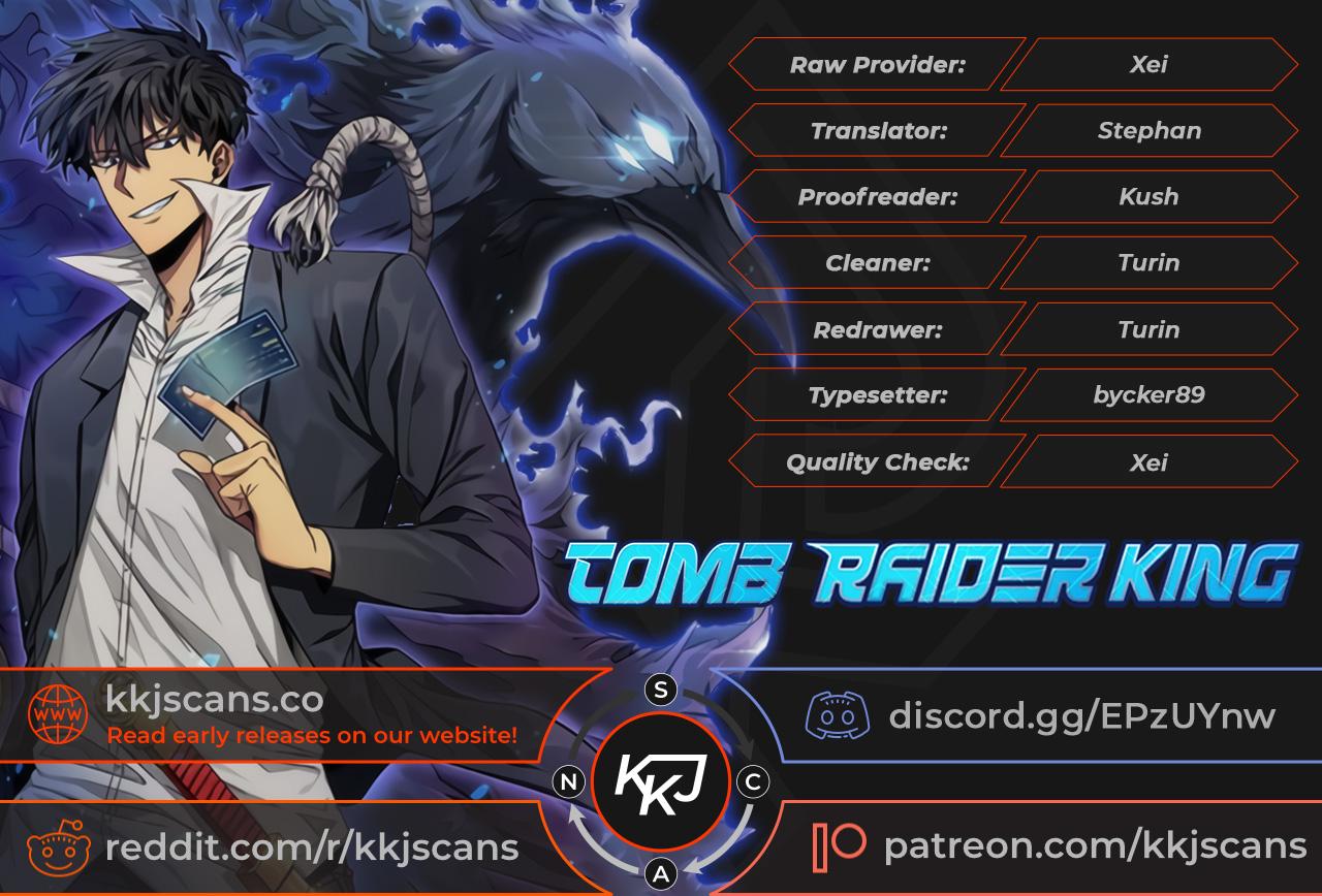 Tomb Raider King , Chapter 147 image 001