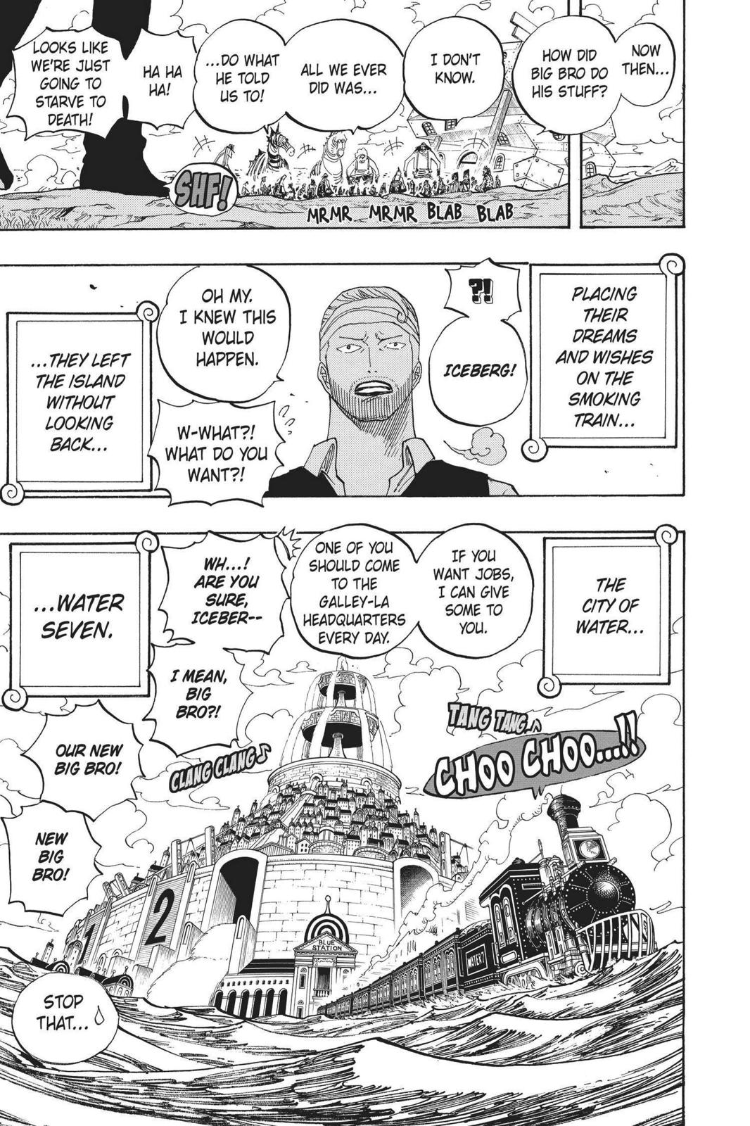 One Piece, Chapter 439 image 014