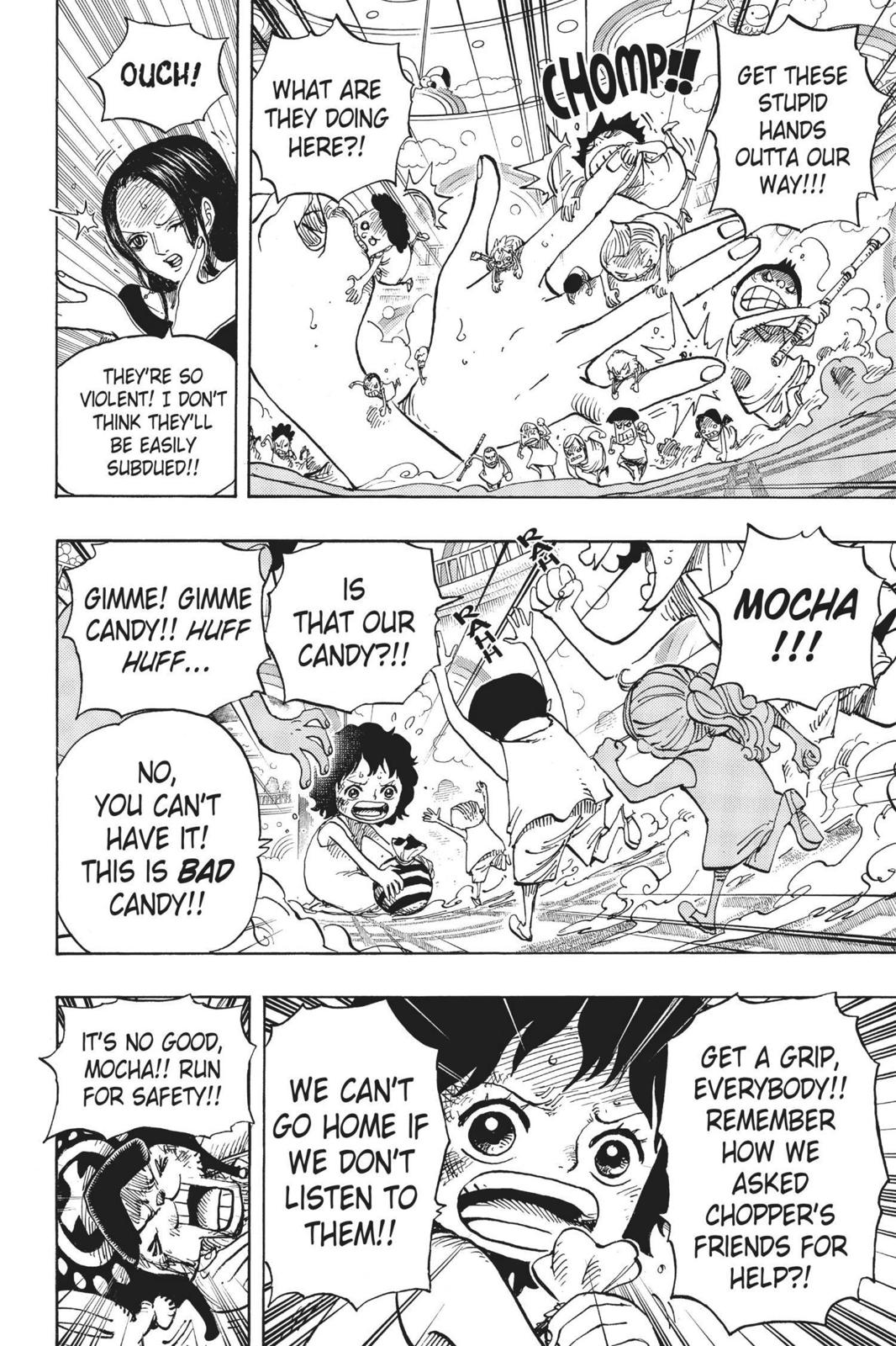 One Piece, Chapter 683 image 012