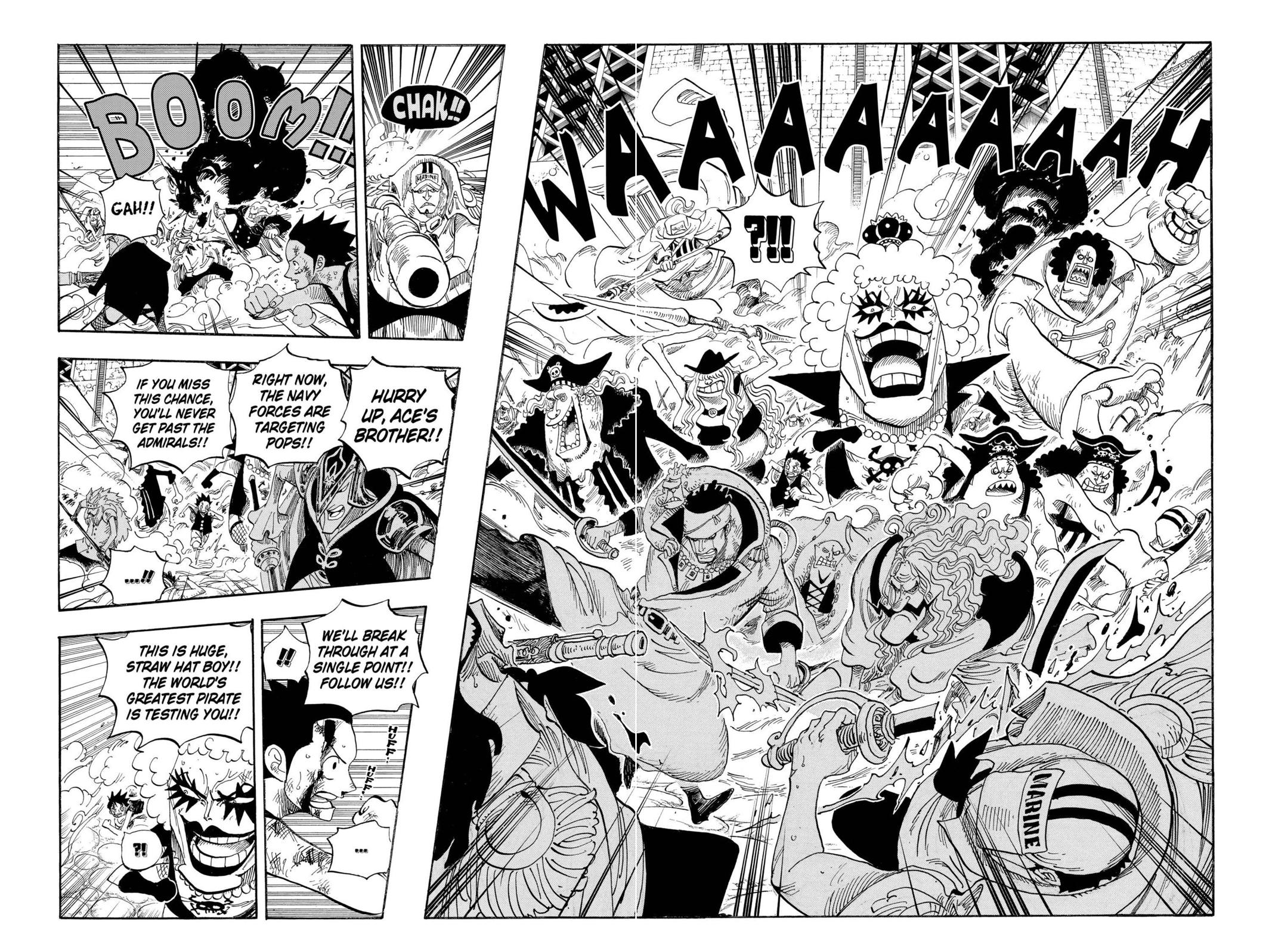 One Piece, Chapter 570 image 006