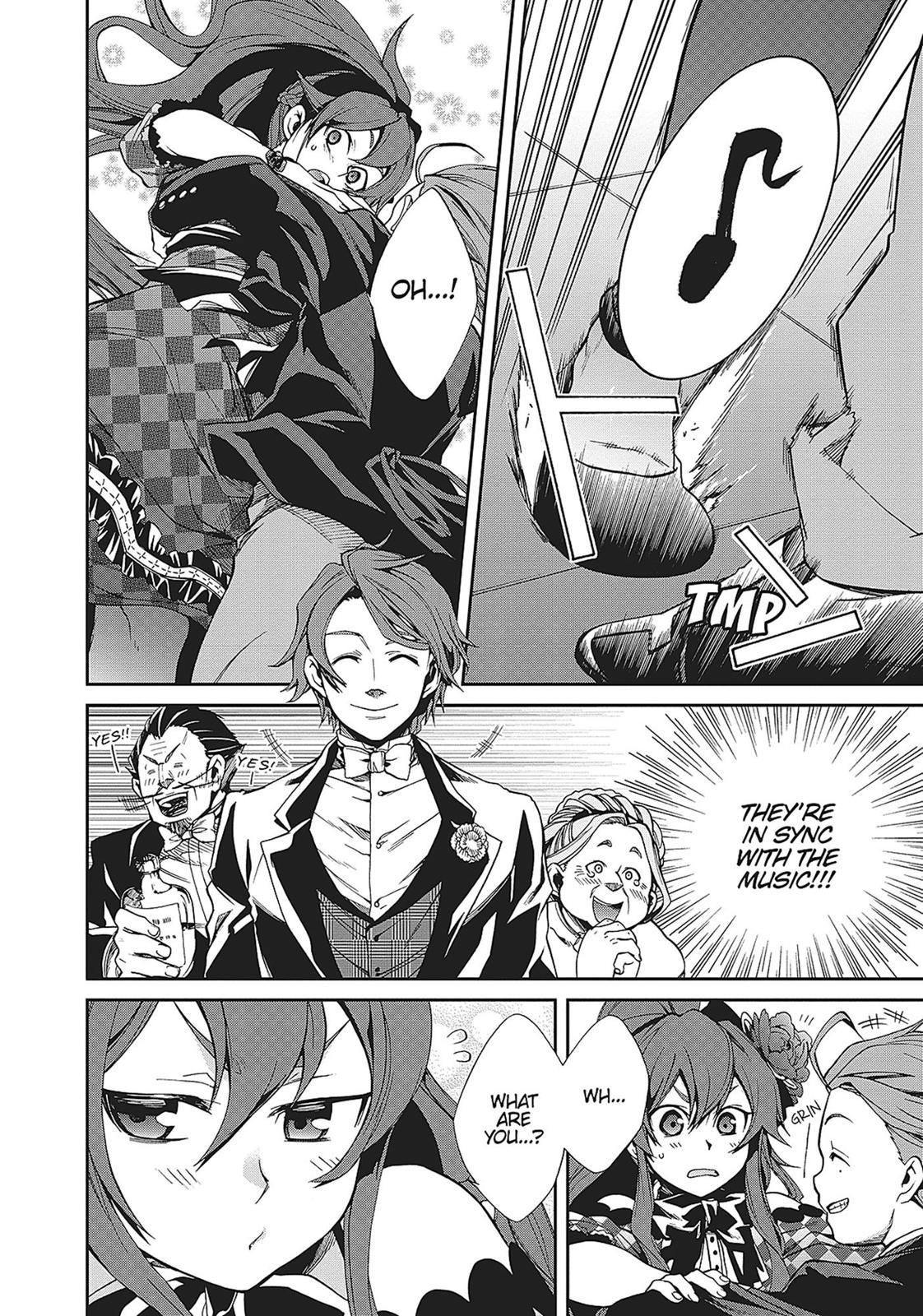 Mushoku Tensei, Chapter 11 image 013
