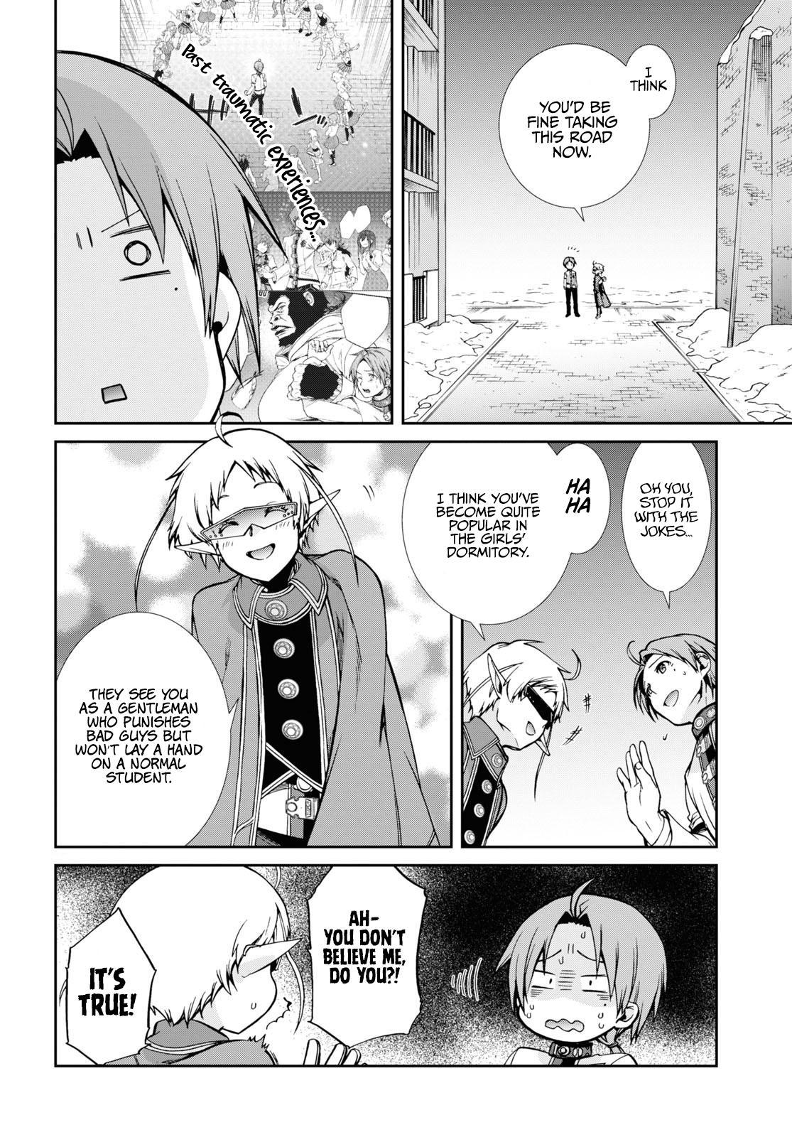 Mushoku Tensei, Chapter 70 image 023