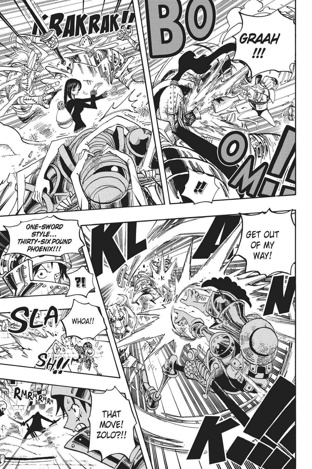 One Piece, Chapter 452 image 012