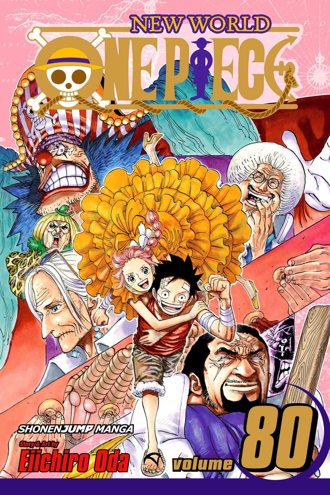 One Piece, Chapter 796 image 001
