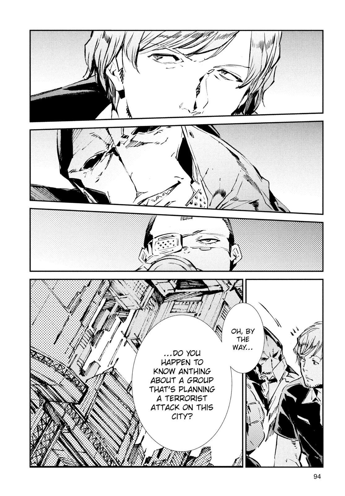 Ultraman, Chapter 39 image 014