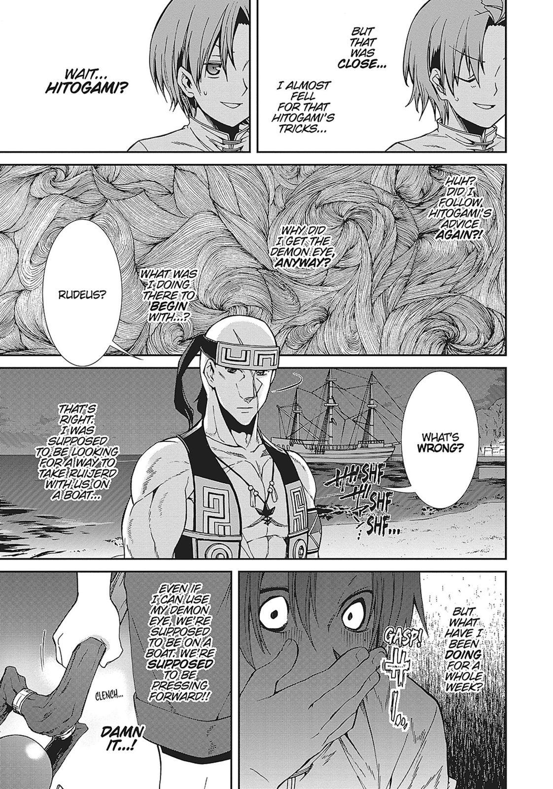 Mushoku Tensei, Chapter 29 image 029