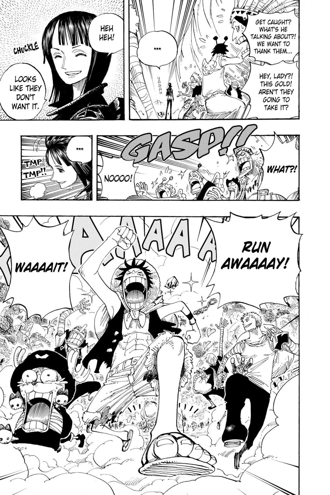 One Piece, Chapter 301 image 019